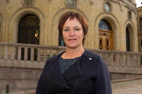SPENNENDE: Margun Ebbesen går to spennende måneder i møte. 7. november er det nominasjonsmøte i Nordland Høyre.