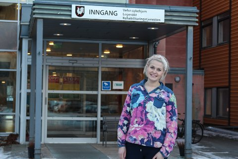 Fornøyd: Kommuneoverlege Hege Harboe-Sjåvik forteller at fastlegetjenesten i Vefsn er god.