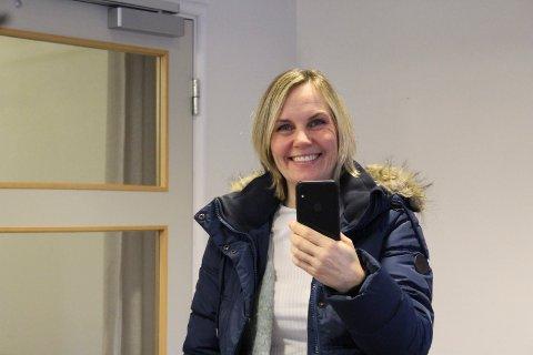 Hanne Maren Valåmo forteller at det er noen få kommunen sliter med å få kontakt med.
