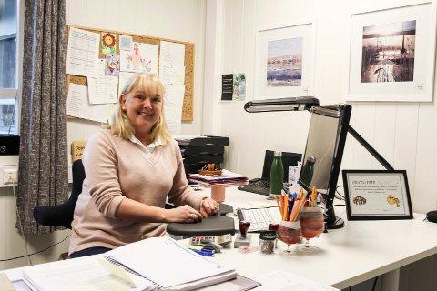 Mange tiltak: Anne Kristin Solheim, kommunalsjef i Grane forklarer at det er mange ulike tiltak barnevernstjenesten kan bruke.