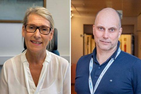 Sykehusdirektør Hulda Gunnlaugsdóttir har gått inn i rollen som prosjektdirektør for Nye Helgelandssykehuset etter at Torbjørn Aas ga seg i september. Hun forsikrer at fremdriften i prosjektet ikke vil bli forsinket mens de jobber med å finne en arvtaker.