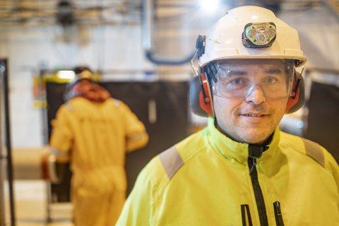 Satser: Robert Myrvang får stadig flere ansatte på lønningslista.