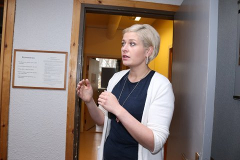 Ikke gunstig: Kommuneoverlege Hege Harboe-Sjåvik har gitt tilbakemeldinger på at omfordelinger av vaksiner ikke er gunstig for kommunens vaksinasjonsplaner.