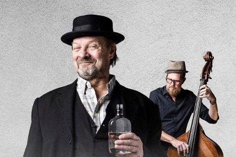 HUMOR: I juni kan du se teaterstykket «Den Siste Polfarer» i Mosjøen.
