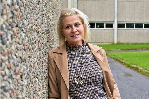 SPENT: Kommuneoverlege Hege Harbo-Sjåvik mener det blir interessant å se hvordan strategien rundt smittesporing blir når samfunnet åpner helt opp.