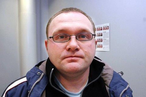 NY REDAKTØR: Pål Hivand blir publiseringsredaktør i NRK Sapmi. Også Jan Rune Måsø har fått redaktørjobb.