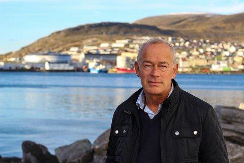 FORNØYD: Driftssjef i Hero Norge AS, Ketil Blinge, sier at selskapet er veldig fornøyd med tildelingen fra UDI. – Vi vil ha gode folk som jobber på mottaket i Kirkenes.