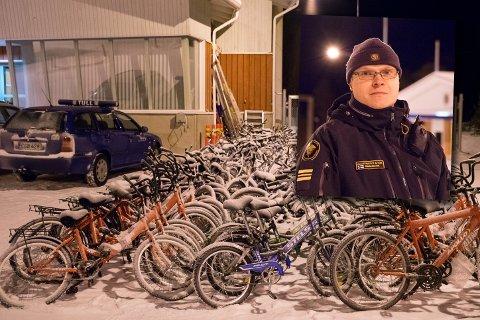 Ved grensestasjonen Raja-Jooseppi i Finland har det i år kommet 350 personer for å søke asyl. Antallet har økt etter at Norge innførte strengere regler på Storskog. Kaptein og stasjonssjef Jani Brännare er ikke bekymret, siden han kan ringe og få russerne til å stenge for asylsøkere i perioder.