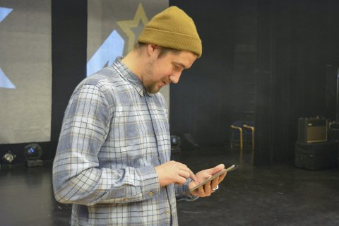 GJØR ALT: På tross av motgang fra UDI gjør Nicolai López alt han kan for å få kompisen i trygghet i Kautokeino. Tirsdag la han ut en video på Facebook der han ber om hjep.