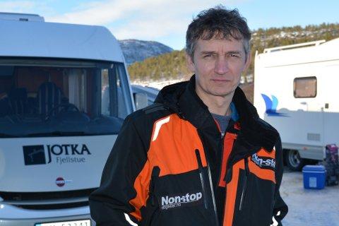 Steinar Kristensen skal være mer sammen med familien og ha mer fokus på driften av Jotka fjellstue i tiden framover.