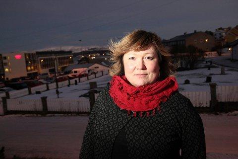 Ordfører Cecilie Hansen (Sp) i Sør-Varanger kommune.