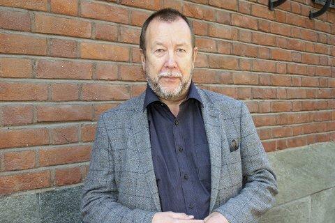 Får laget lederbarometer: Jan Olav Brekke, forbundsleder i Lederne.Foto: Pressenytt