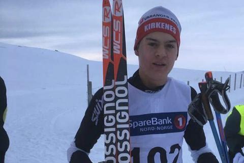 VIL I TOPPEN: Endelig er formen til Brage Kleven tilbake, og nå ser han fram mot norgescupen på Hovden. Her har han som mål å bli blant de tyve beste.