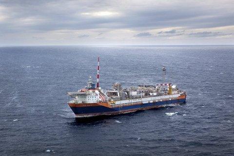 LØSNINGEN: Et produksjonsskip lignende Norne-skipet ser ut til å bli løsningen fior Johan Castrberg, Foto: Kenneth Engelsvold  - Statoil ASA