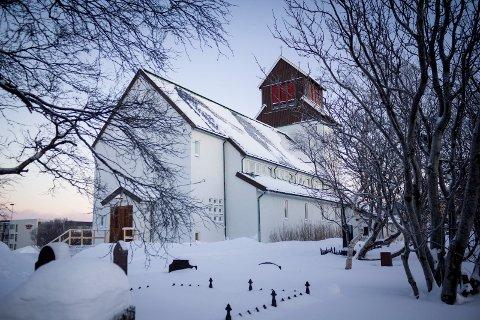 Kirken i Kirkenes.