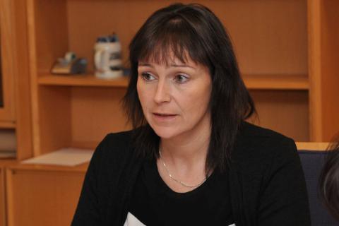 Monica Nielsen, ordfører i Alta.