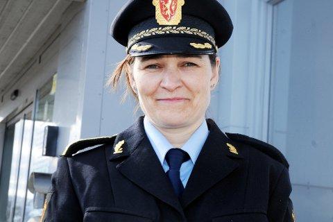 ULOVLIG JAKT: Inger Anita Øvregård vil ha bukt med ulovlig elgjakt. Arkivfoto: Marte Lindi