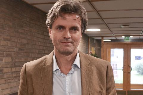 Fylkesrådmann Øystein Ruud.