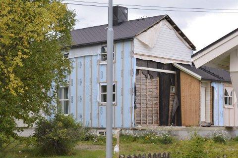 FIKTIVT: Politiet mener denne boligen i Alta var et påskudd for at den ene litaueren skulle kunne forklare sine mange reiser til Norge.