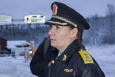 NORDOVER: Finnmarks politimester Ellen Katrine Hætta mener det er på tide å tenke nytt om politiutdanningen.