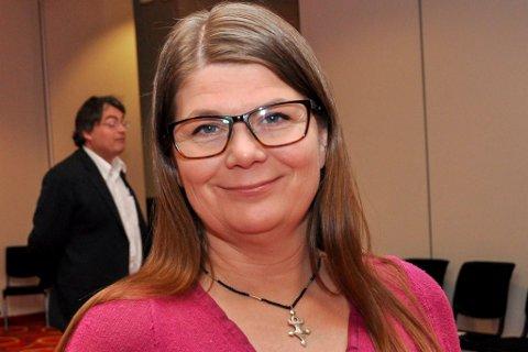 PÅ TOPP: Trine Noodt er den foretrukne stortingskandidat for Venstre i Finnmark.