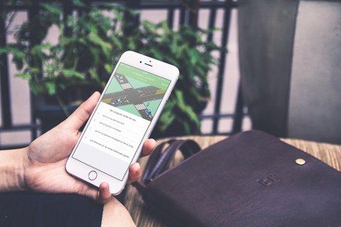 Denne appen har hatt en stor økning i popularitet de siste ukene.