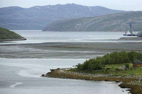 Miljøpartiet i Finnmark frykter konsekvensene for livet i Repparfjorden.