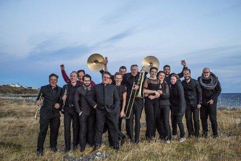 Arktisk sinfonietta skal turnere i Finnmark.