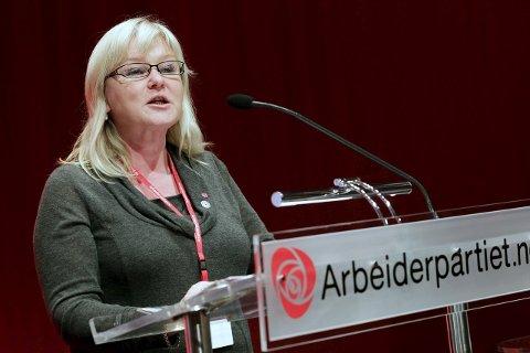 Ingalill Olsen Foto: Erlend Aas / Scanpix
