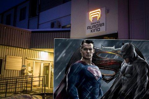 AVLYST: Teknisk feil hos kinoen i Kirkenes betyr full filmstopp inntil videre - bare timer før Batman V Superman skulle ha premiere.