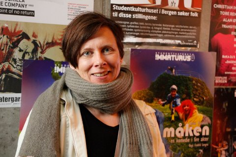 Assisterende fylkesrådmann Anne-Cathrine Larsen har ledet evalueringen.
