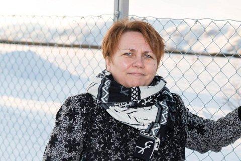 SKUFFET OG RASENDE: Ordfører Aina Boch er fortvilt over Avinors planer.