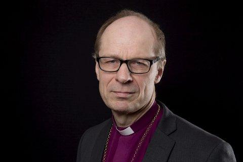 Olav Øygard er biskop i Nord-Hålogaland bispedømme  med bispesete i Tromsø.