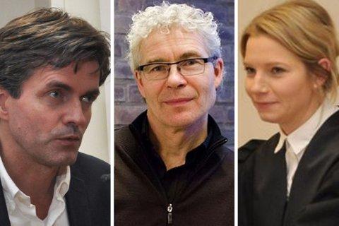 Øystein Ruud, Trond Magne Henriksen, Ada Molne Kjøllestad.