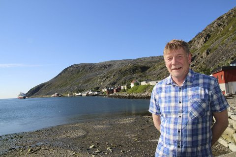 SIER OPP ANSATTE: Daglig leder i Arctic Coast AS, Jan Olav Evensen, har måttet si opp fire ansatte i bedriften.