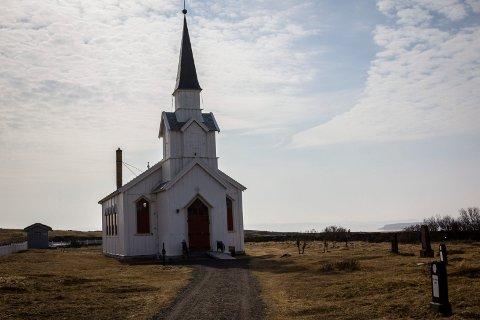 Innsenderen mener mange troende i nord ikke går i kirken uten en god grunn. Illustrasjonsbilde av Nesseby kirke.