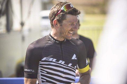 SYKKELSTJERNE: Tyske Karl Platt kommer til Skaidi i høst. Han skal sykle Skaidi Xtreme, og dermed fortsetter terrengrittet å trekke til seg de største stjernene i sykkelverdenen i sesongavslutningen.Foto: Presse