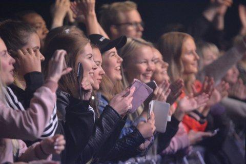 Aronnesrocken 2016 ble en stor publikumssuksess. Nå håper festivalen publikum vil glede seg over deres første bandslipp.