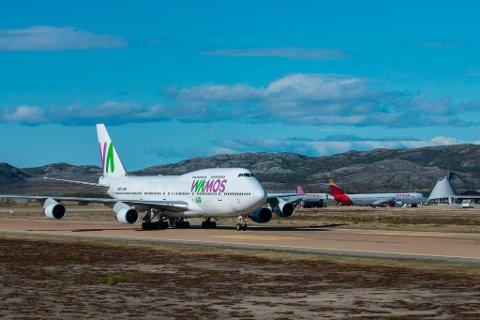VIL KUTTE: Avinor vil innkorte rullebanen på Lakselv lufthavn Banak, men fremholder at innkortingen ikke vil få noen operasjonelle effekter for flyplassen.