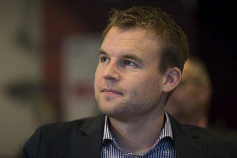 ØKER: Barne- og familieminister Kjell Ingolf Ropstad (KrF) bekrefter at barnetrygden vil øke i 2021.