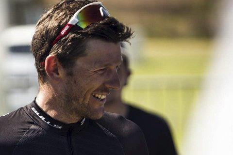 EN VINNER: Tyske Karl Platt er vant til å vinne sykkelritt. Lørdag sykler han Skaidi Xtreme og dermed avslutter den tyske stjernen årets sesong med en tur til Finnmark.Alle foto: Pressebilde