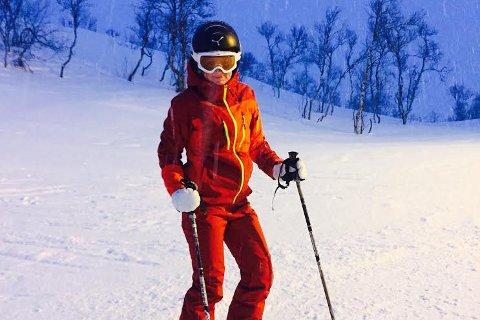 STARTET I FJOR: Leder for Alta Alpin & Snowboard, Jeanett Emdal, kan melde om et suksessfullt første år for klubben.