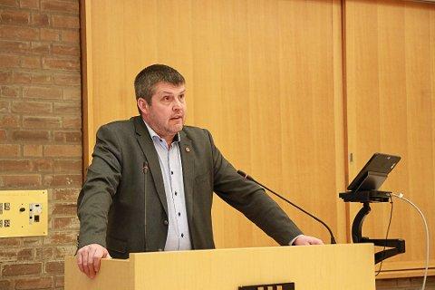 HABIL: Bengt Rune Strifeldt ble erklært habil av administrasjonsutvalget i oppfølgningen av rapporten rundt Bruer-saken som en arbeidsgruppe har utarbeidet.