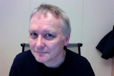 Leif Wasskog, Alta Venstre. Foto: Privat