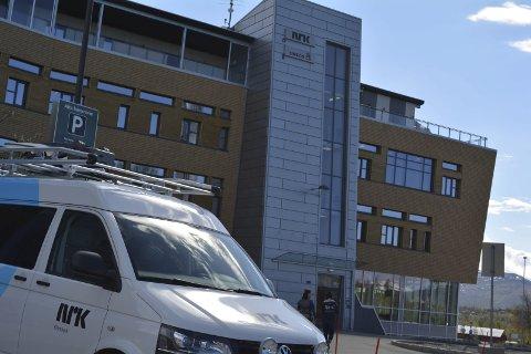 VIL LEGGE NED: Inger Elisabeth Nilsen ønsker NRKs kontor i Alta nedlagt og flyttet til Tromsø.