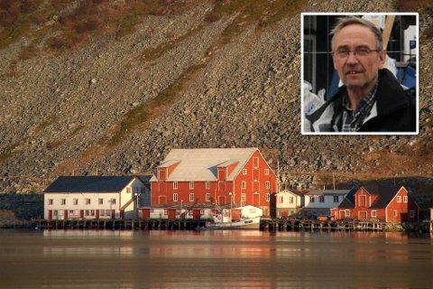 IKKE NEVNT: Foldalbruket ikke nevt i forslaget til statsbudsjett. Det reagerer direktøren for Kystmuseene i Troms og Finnmark, Arvid Bye, på.