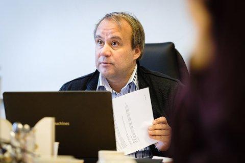 IKKE OVERRASKET: Planutvalgsleder i Vadsø kommune, er ikke overrasket over vedtaket om at skuterløype 13 må opp til ny behandling i kommunen, men sier at det kun fører til bagatellmessige endringer.