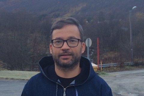 FESTIVALLEDER: Magne Harald Wilhelmsen tar over som leder i Riddu Riddu.
