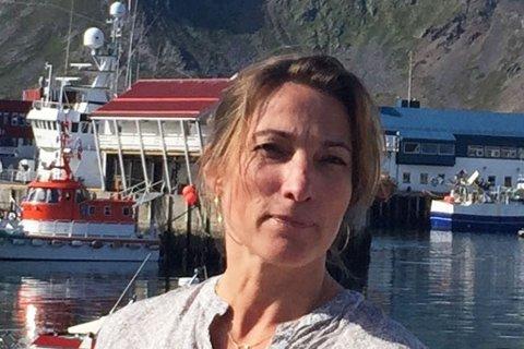 KINOSJEFEN GIR SEG: Kinosjef i Lakselv, Ida Kathrine Balto, flytter til Tromsø for å bli markedssjef ved Aurora kino. Foto: privat.