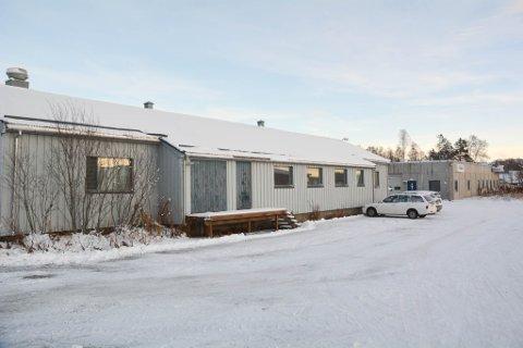 HER KAN DET KOMME LEILIGHETER: NordArk AS har på vegne av Pettersen Eiendom og Consulting AS utarbeidet et revidert forslag til detaljregulering for boliger og næring på eiendommen Thomasbakkveien 5 og 9  i Bossekop.